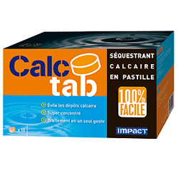 IMPACT CALC TAB limescale sequester water treatment