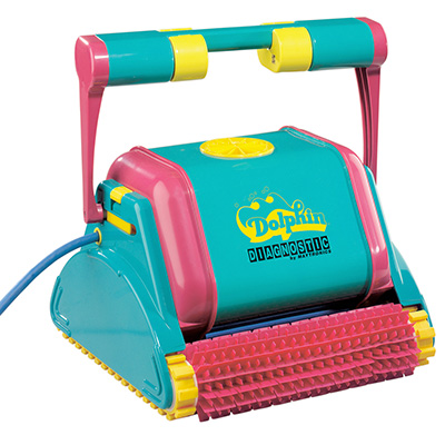 Dolphin 2001 Pool Cleaner At Discount Price