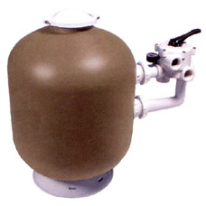 Xeo side sand filter