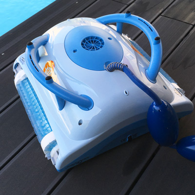 Maytronics Galaxy electric pool cleaner