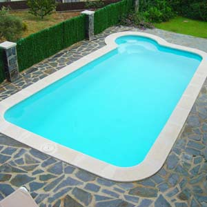 BARAHONA polyester shell pool