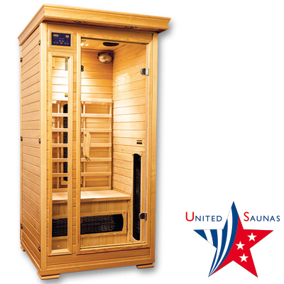 DAKOTA 1 place infrared sauna
