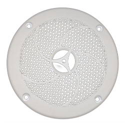 Audio speaker for sauna and hammam use