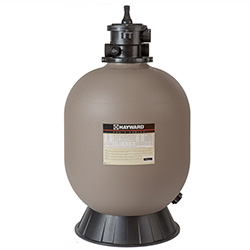 Hayward Top sand filter with 6-way valve