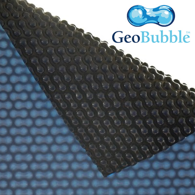 Solar blanket for swimming pool New Energy guard geobubble