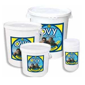 OVY stabiliser for pool water