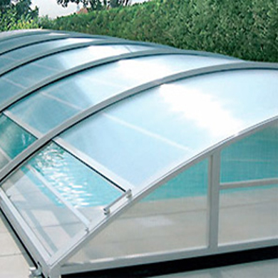 PALMA pool enclosure