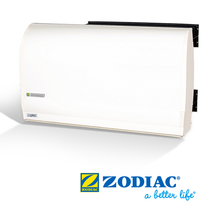 Zodiac Sirocco built-in dehumidifier