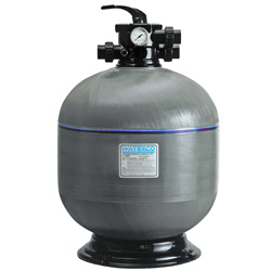 Micron Top bobbin wound sand filter from Waterco