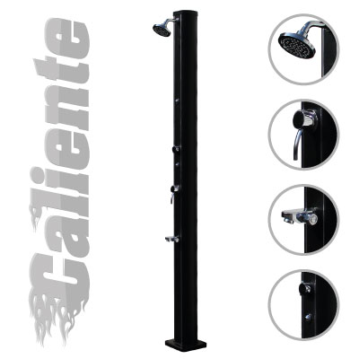 solar shower Caliente design 32l
