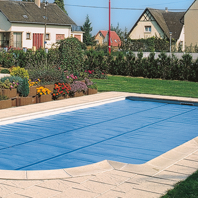 Foam cover for pools