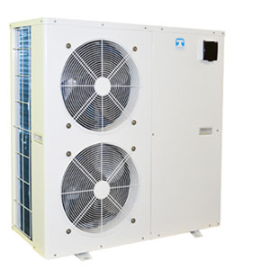 TEDDY POOL 4-season heat pump