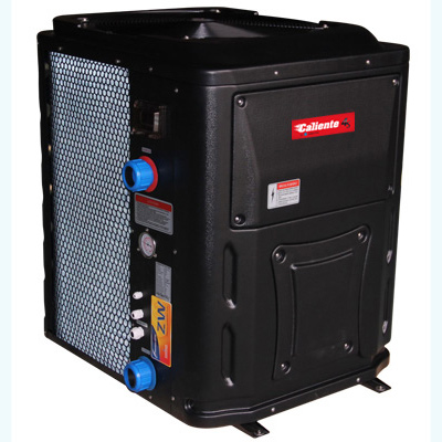 Heat pump CALIENTE BLACK EDITION 4SV Vertical ABS