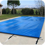 Security covers, low season debris covers