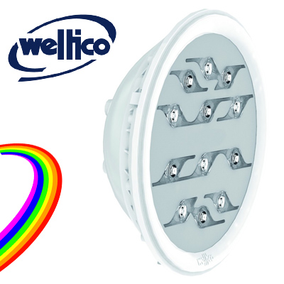 WELTICO Rainbow Power design LED bulb