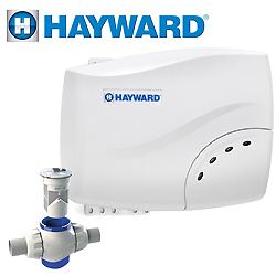 HAYWARD Salt & Swim electrolyser