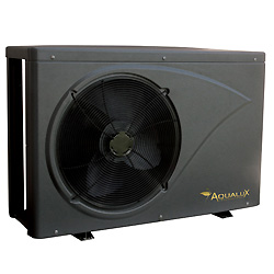 Aqualux Vesuvio reversible heat pump