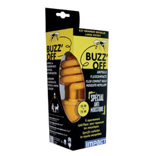 BUZZ OFF mosquito repellent bulb