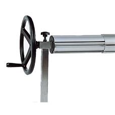 Walter ECLIPSE telescopic pool reel