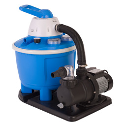 KOKIDO ELBA pool filtration group