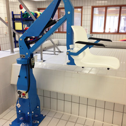 F100M static pool lift