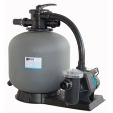 Pool filtration group, pump + filter
