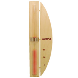 Harvia Luxe hourglass for sauna