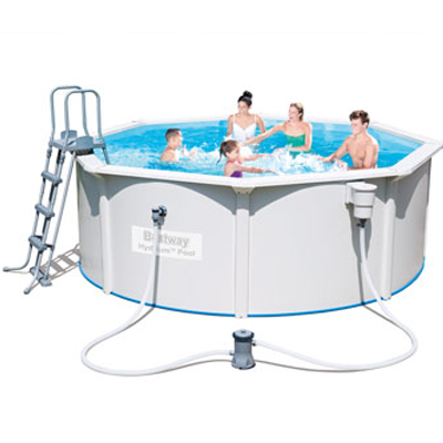 Bestway round HYDRIUM above ground pool