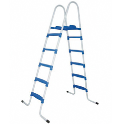 AQUALUX 2 x 5 access ladder for above ground pools