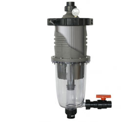 WATERCO MULTICYCLONE PLUS cartridge filter