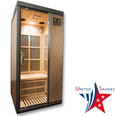 OREGON 2 place infrared sauna