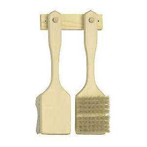 Sauna brushes