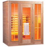 Saunas and accessories