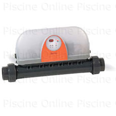 RED LINE PLUS Zodiac electrical heater