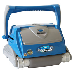Aquabot Typhoon Junior Top electric pool cleaner