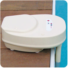 Pool alarms, fall detection