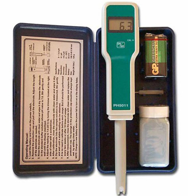 Digital pH tester : PH5011