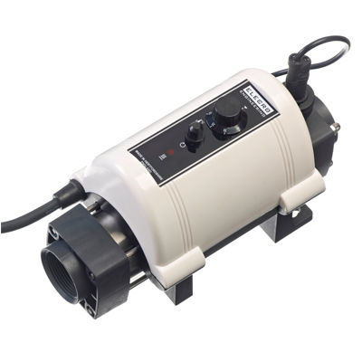 ELECRO Vulcan Nano + pool heater for above ground pools