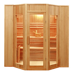 ZEN de France Steam sauna