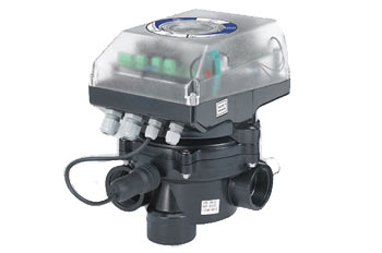 ASTRAL VRAC FLAT automatic multiway SIDE valve