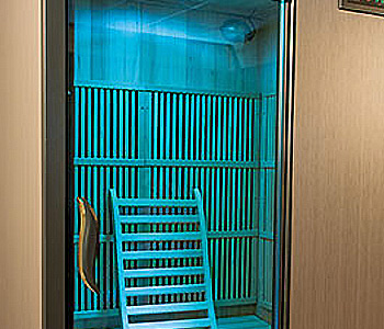 Chromotherapy IDAHO 2 place infrared sauna
