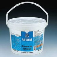 ASTRAL bromine for pools