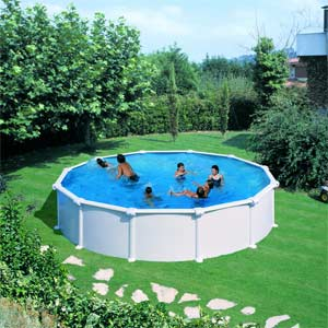 Above ground pools, tubular or inflatable