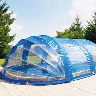 Azuro Pool Enclosure For Up To 10m