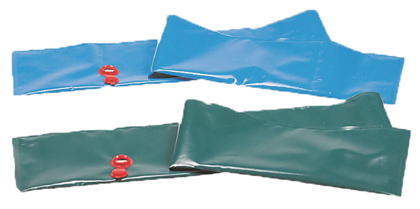 B PACK peripheral counterweight for pool covers