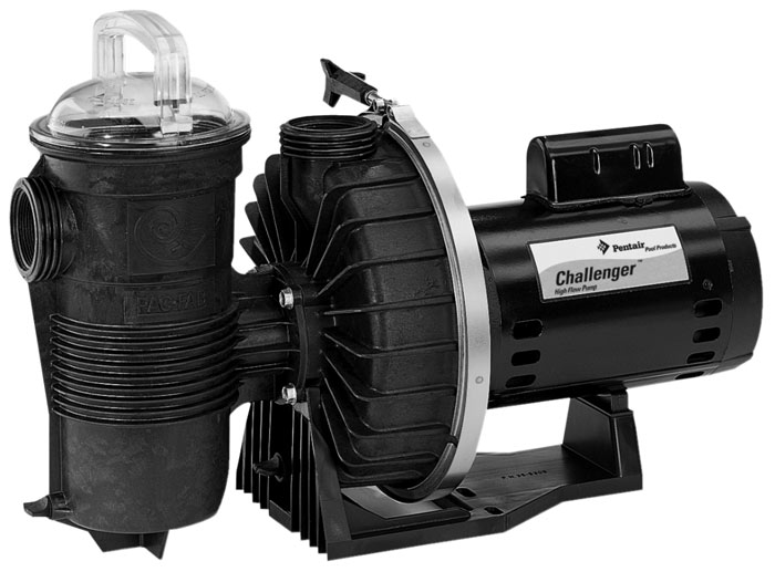 Challenger filtration pump