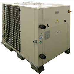 Climexel 91 kW heat pump