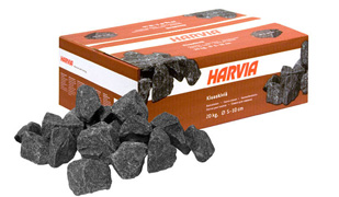 Sauna stones for Harvia sauna stoves