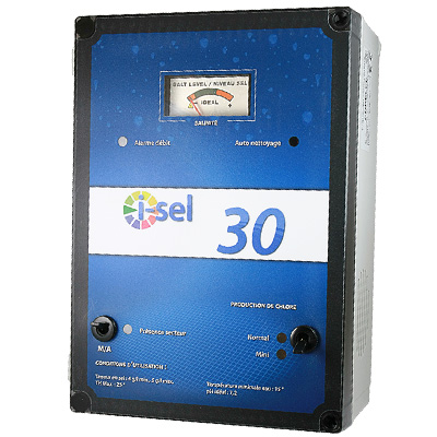 I-SEL electrolyser 30, 50, 80 and 120