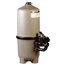 Hayward Progrid diatomaceous earth filter